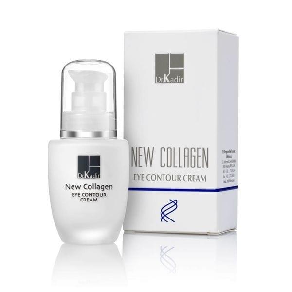 Dr.Kadir Крем для Кожи вокруг Глаз с Микроколлагеном New Collagen Eye Contour Cream, 30 мл лучшие бюджетные крема от морщин