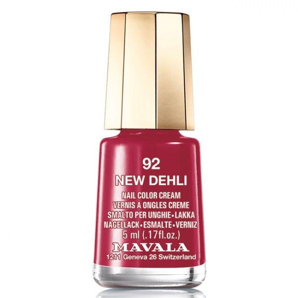 Mavala Лак New Delhi 91092 для Ногтей Нью Дели, 5 мл