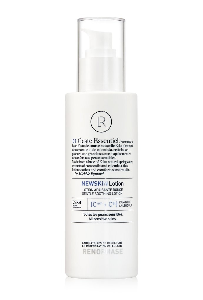 Renophase Лосьон Newskin Lotion Ньюскин, 200 мл лосьон nuxe lotion purifiante perfectrice de peau aroma perfection® объем 200 мл