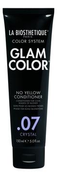 La Biosthetique Кондиционер No Yellow 07 Crystal для Окрашенных Волос, 150 мл
