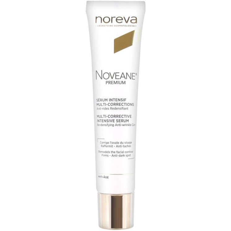 Noreva Сыворотка Noveane Premium Мультифункциональная Антивозрастная для Лица Тюбик, 40 мл