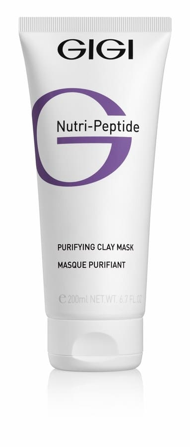 GIGI Очищающая глиняная маска для жирной кожи NP Purifying Clay Mask Oily Skin, 50 мл guinot microbiotic purifying cleansing foam for oily skin