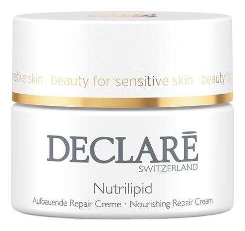 Declare Питательный Восстанавливающий Крем для Сухой Кожи Nutrilipid Nourishing Repair Cream, 50 мл цены