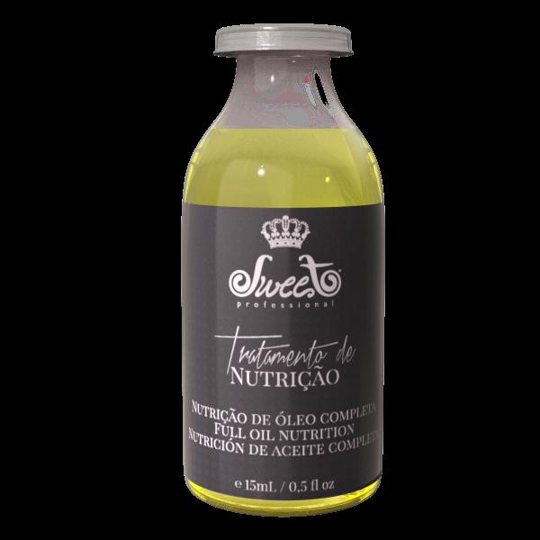 Sweet Hair Professional Ампулы Nutrition Treatment Питание Фруктов, 15 мл