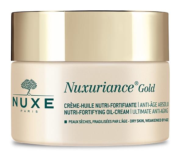NUXE Крем Nuxuriance Gold Питательный Восстанавливающий Антивозрастной для Лица, 50 мл