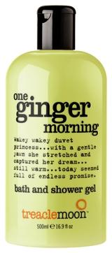 Treaclemoon Гель One Ginger Morning Bath & Shower Gel для Душа Бодрящий Имбирь, 500 мл цены