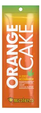 Soleo Усилитель Загара Orange Cake Интенсивный с Экстрактом Конопли, 15 мл недорого