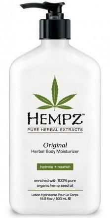 HEMPZ Молочко Original Herbal Moisturizer для Тела Увлажняющее Оригинальное, 500 мл цена 2017