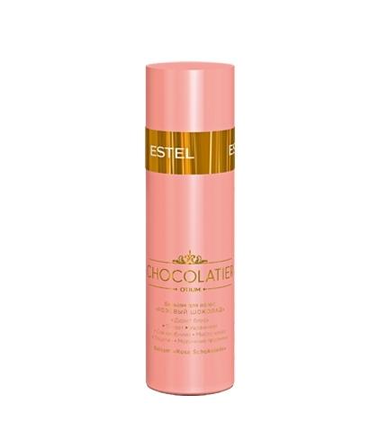 Фото - ESTEL Бальзам Otium Chocolatier для Волос Розовый Шоколад, 200 мл estel крем для рук белый шоколад chocolatier 50 мл