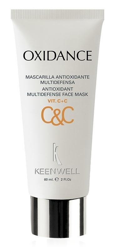 Keenwell Маска Oxidance C&C Mascarilla Antioxidante Multidefensa Vit. C+C Антиоксидантная Мультизащитная с Витамином С, 60 мл