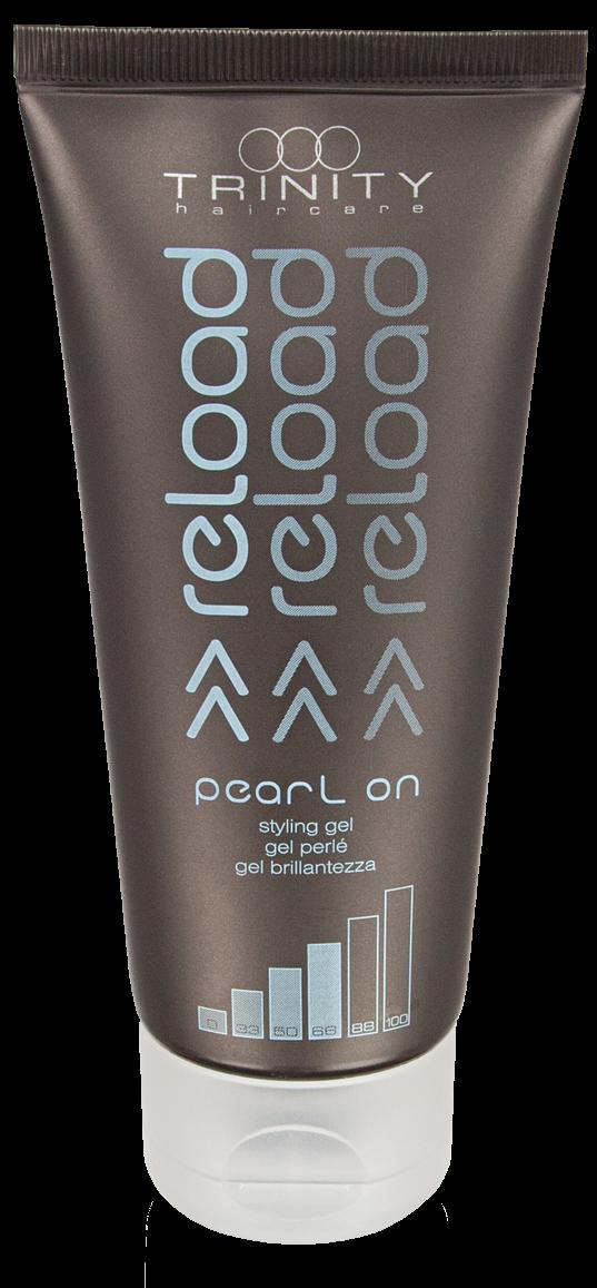 Trinity Hair Care Гель Pearl On Перламутровый для Объема, 100 мл