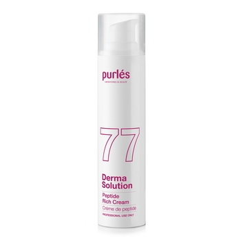 Purles Крем Восстанавливающий с Пептидами Peptide Rich Cream, 100 мл