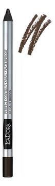 IsaDora Карандаш Perfect Contour Kajal Waterproof 61 для Век Водостойкий, 1,2г isadora карандаш perfect contour kajal 96 для век 1 2 г