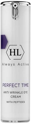 Holy Land Крем Perfect Time Anti Wrinkle Eye Cream для Век, 15 мл holy land крем для век juvelast nourishing eye cream 15 мл