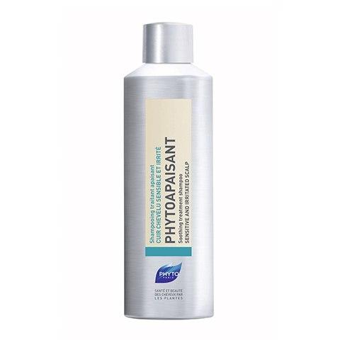 Phyto Шампунь Phytoapaisant Soothing Treatment Shampoo для Чувствительной Кожи Головы Фитопезан, 200 мл сушится кожа головы