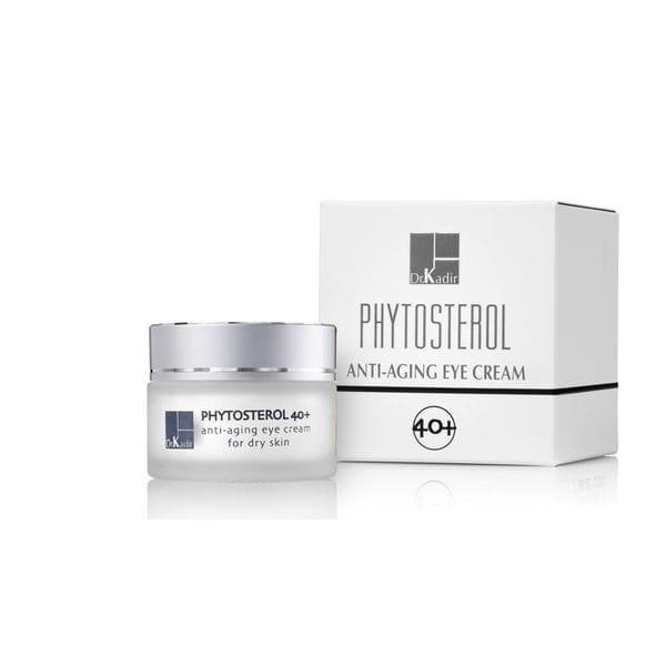 Dr.Kadir Крем Регенерирующий под Глаза для Сухой Кожи Фитостерол Phytosterol Anti-Aging Eye Cream For Dry Skin, 30 мл крема для сухой кожи
