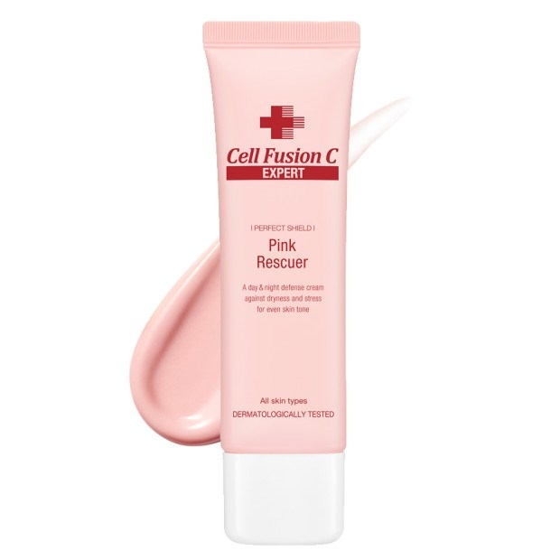 Cell Fusion C Крем Pink Rescuer Розовый Защитный, 50 мл