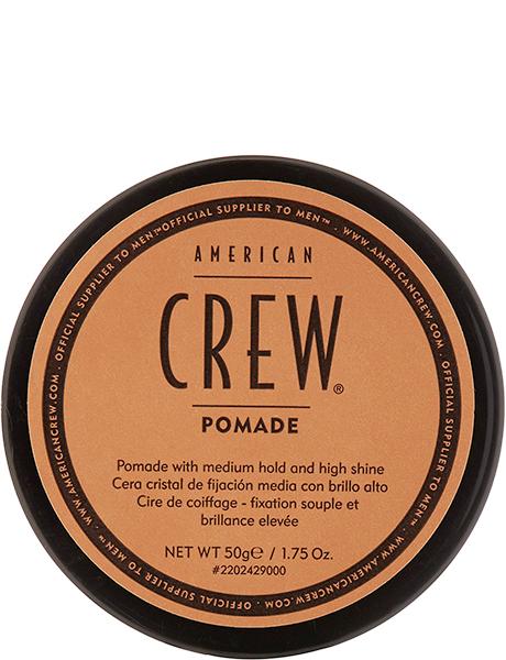 цены American Crew Помада для Укладки Pomade, 85 г