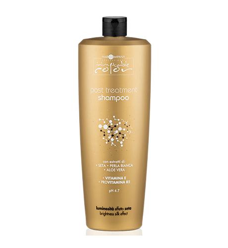 HAIR COMPANY Шампунь для Волос Post Treatment Shampoo, 1000 мл elgon шампунь для темных и темноокрашенных волос elgon moda and styling choco shampoo 07199 1000 мл