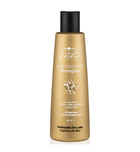 HAIR COMPANY Шампунь Post Treatment Shampoo для Волос, 250 мл шампунь для волос oribe gold lust pre shampoo intensive treatment роскошь золота интенсивный уход 120 мл