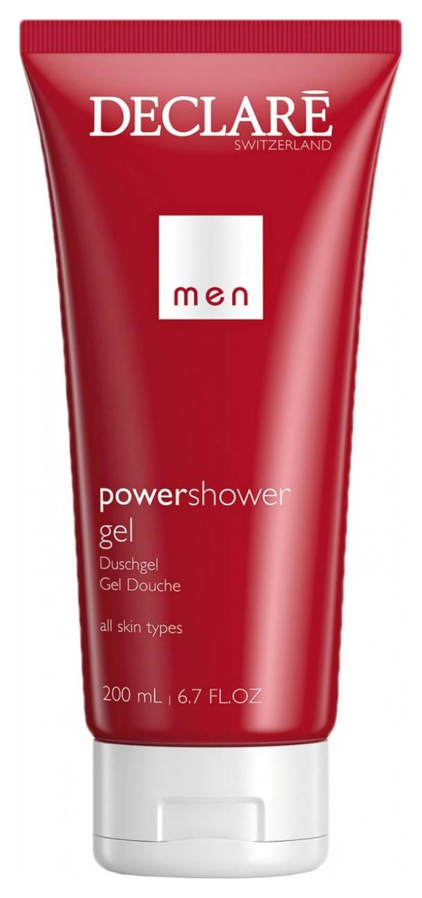 Declare Гель для Душа Power Shower Gel, 200 мл