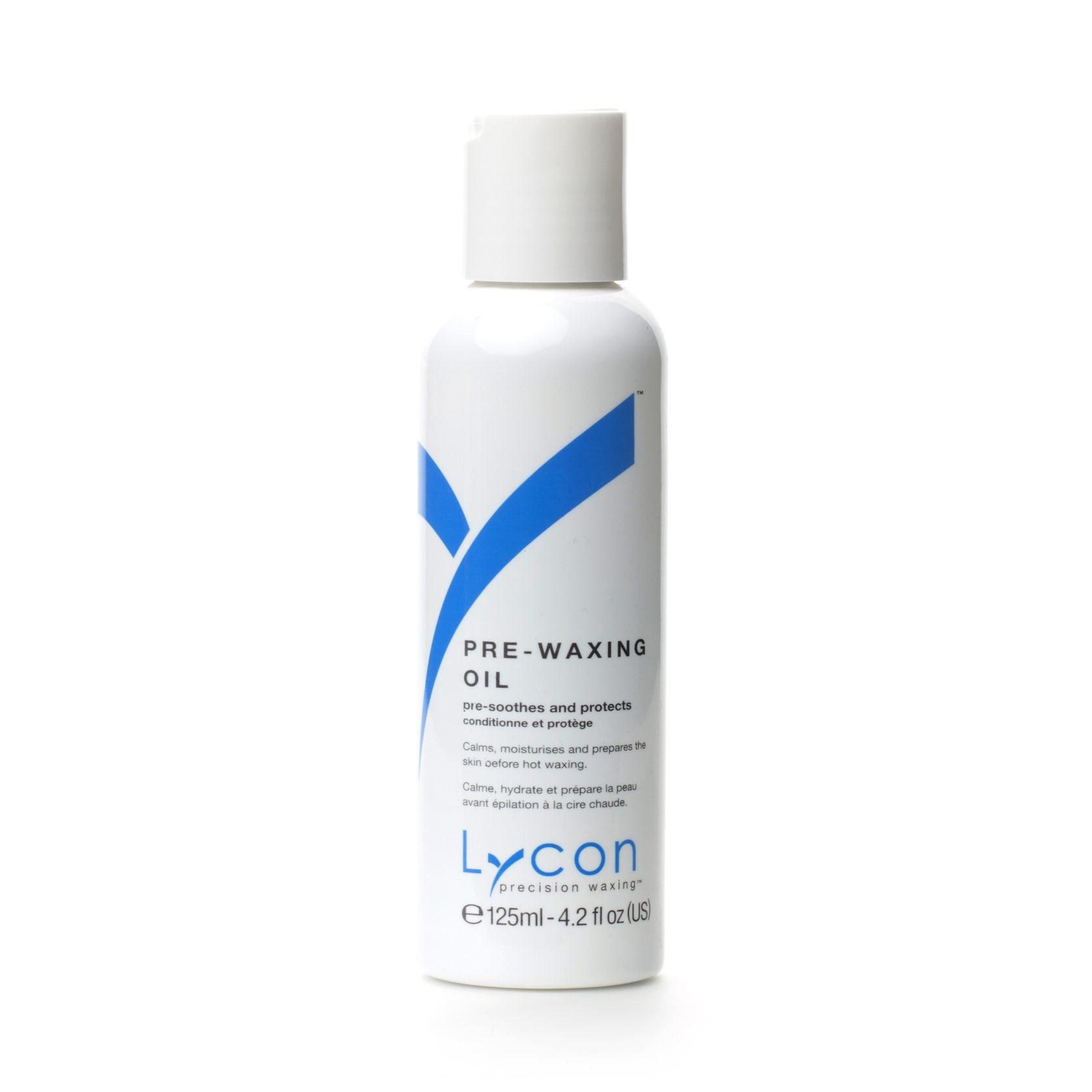 Lycon Масло Pre-Waxing Oil Защитное Перед Горячим Воском, 125 мл