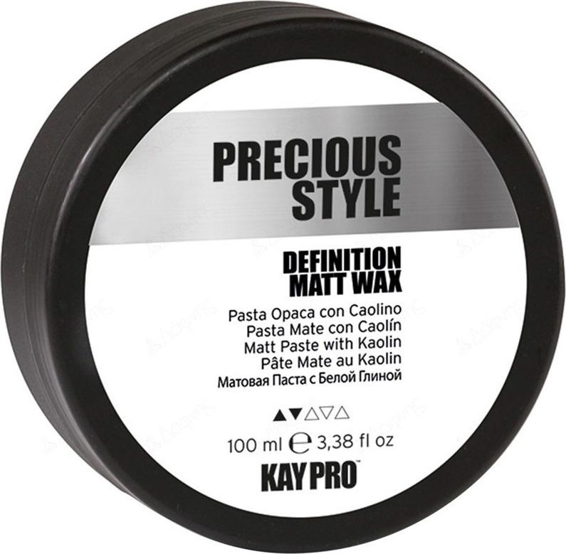 KAYPRO Паста Precious Style для Блеска Волос, 100 мл ducray неоптид лосьон от выпадения волос для мужчин 100 мл