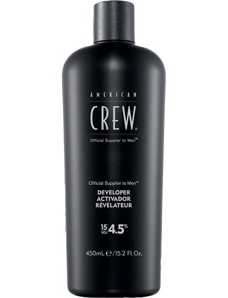 American Crew Биоактиватор Precision Blend 4,5%, 450 мл