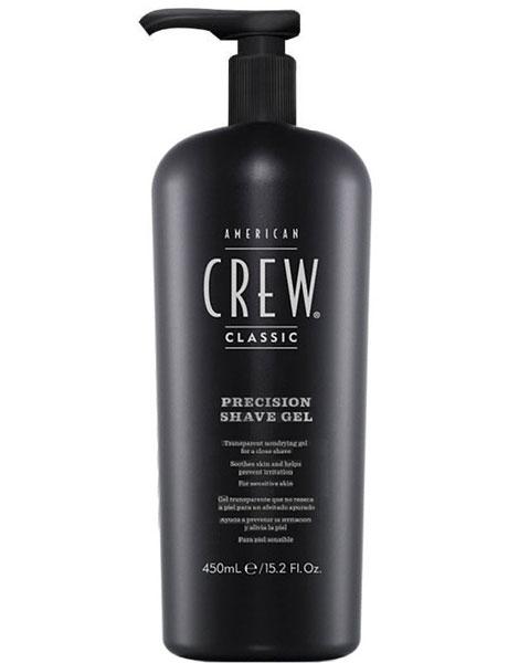 American Crew Гель для Бритья Precision Shave Gel, 450 мл