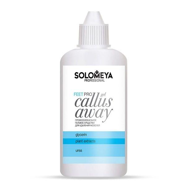 цена на Solomeya Средство Pro Callus Away Gel Профессиональное для Удаления Мозолей Гель, 100 мл