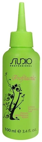 Фото - Kapous Лосьон для Жирных Волос Profilactic, 100 мл лосьон против выпадения волос kapous profilactic 100 мл