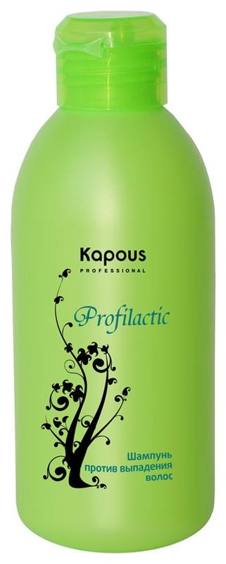 Kapous Шампунь Против Выпадения Волос Profilactic, 250 мл kapous шампунь против выпадения волос profilactic 250 мл