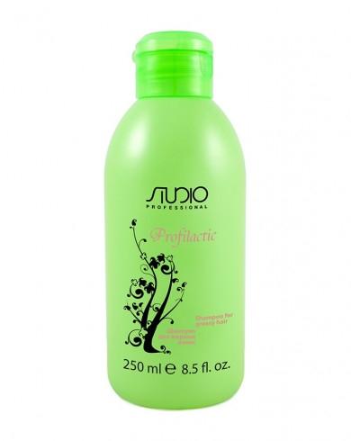 Kapous Шампунь Profilactic для Жирных Волос, 250 мл шампунь для жирных волос kapous profilactic 250 мл