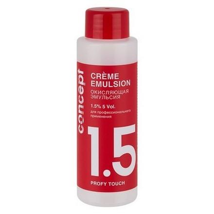 Concept Эмульсия Profy Touch Crème Emulsion Окисляющая 1,5%, 60 мл недорого