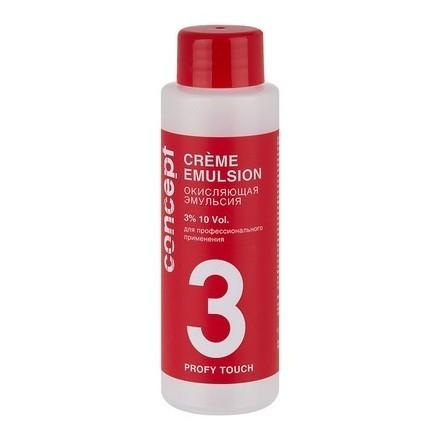 Concept Эмульсия Profy Touch Crème Emulsion Окисляющая 3%, 60 мл недорого