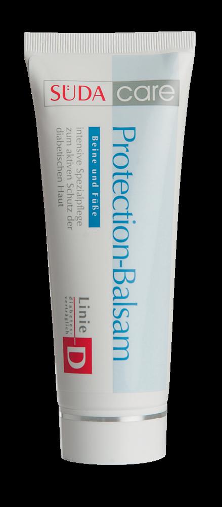 SUDA Бальзам Protection-Balsam Linie D Защитный для Ежедневного Ухода и Защиты, 75 мл бальзам anariti intensive balsam