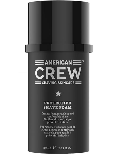 American Crew Защитная Пена для бритья Protective Shave, 300 мл
