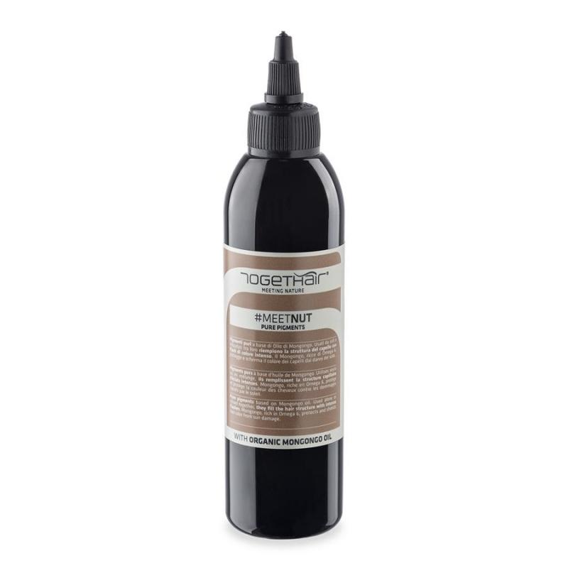 Togethair Чистый Пигмент Орех Pure Pigment, 200 мл togethair чистый пигмент шоколад pure pigment 200 мл