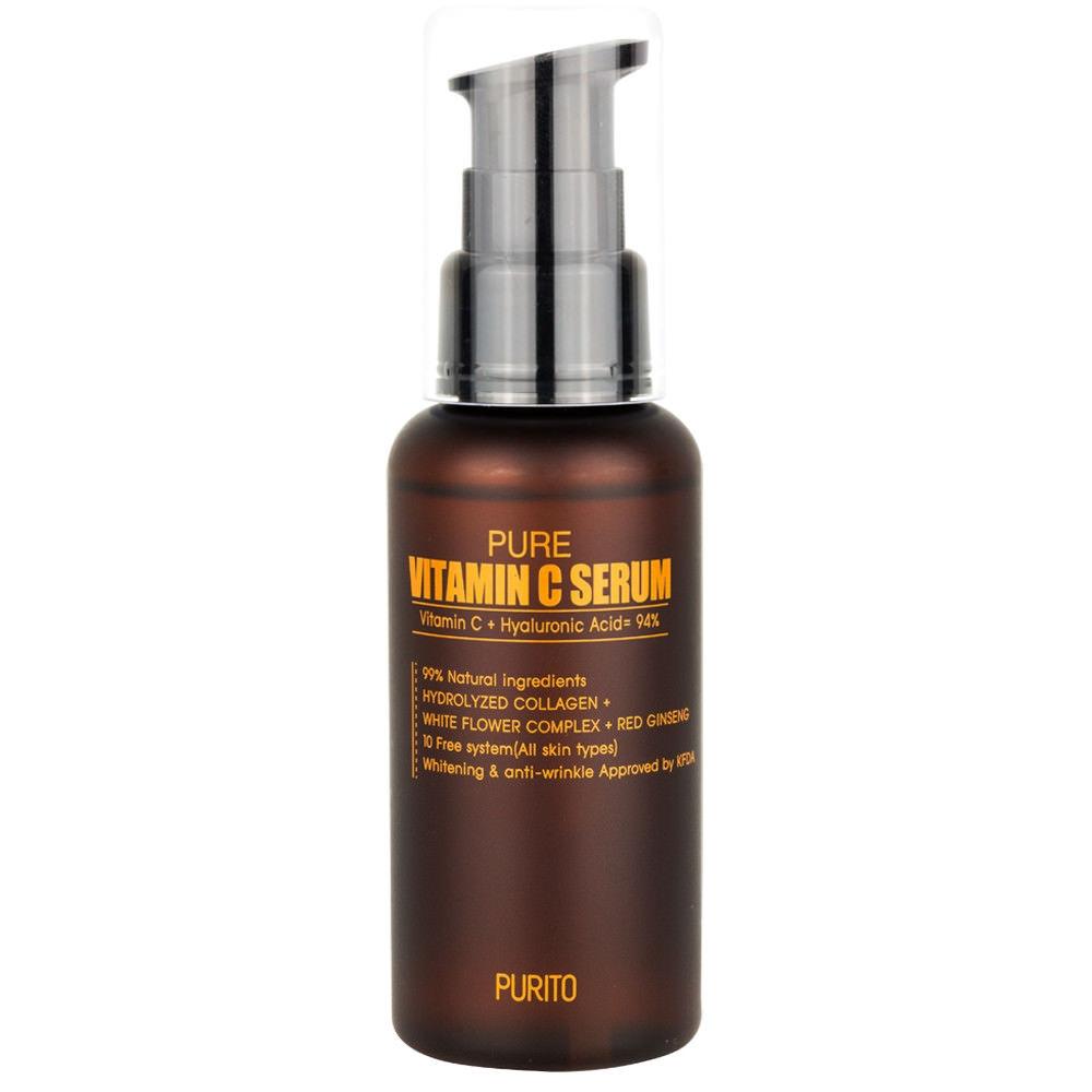 Purito Высококонцентрированная Сыворотка с Витамином С Pure Vitamin C Serum, 60 мл