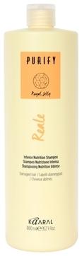 Фото - Kaaral Шампунь для Поврежденных Волос Purify- Reale Shampoo, 1000 мл kaaral шампунь purify reale intense nutrition 1000 мл