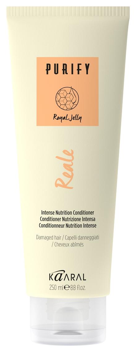 цена Kaaral Восстанавливающий Кондиционер для Поврежденных Волос Purify - Reale Conditioner, 250 мл онлайн в 2017 году