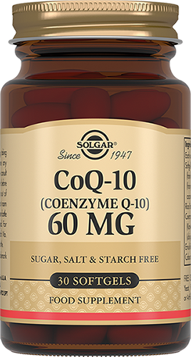 Solgar Коэнзим Q-10 Капсулы 60 мг №30