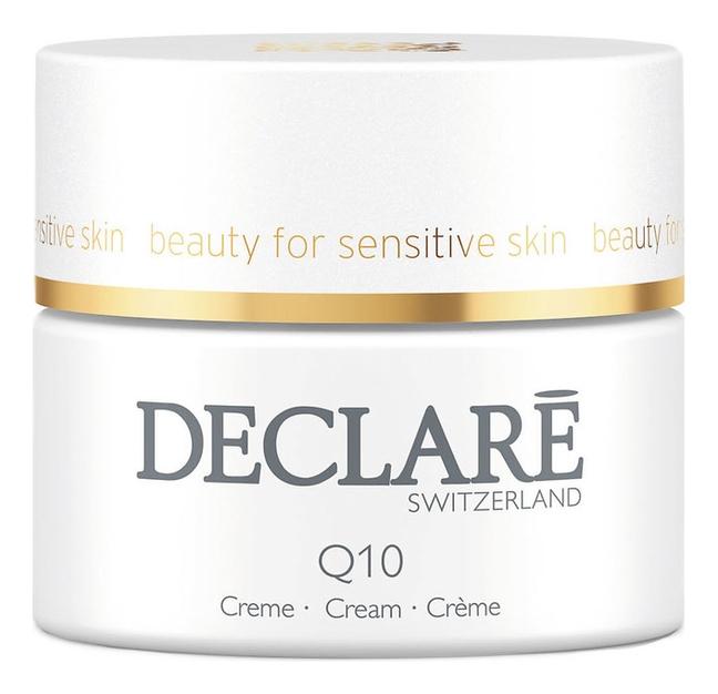 Declare Омолаживающий Крем с Коэнзимом Q10 Age Control Cream, 100 мл age control rebuilding gel