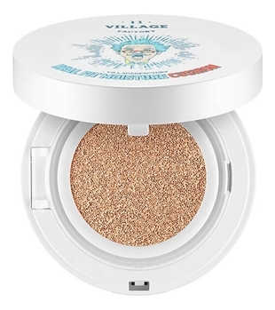 VILLAGE 11 FACTORY Кушон Real Fit Moisture Cushion SPF50+ PA+++ № 13 Light Вeige Увлажняющий, 15г недорого