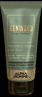 ESTEL Крем Recovery Otium Forest Genwood & Alpha Homme для Рук, 100 мл