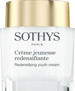 Sothys Крем Redensifying Youth Cream Ремоделирующий для Возрождения Жизненных Сил Кожи, 50 мл