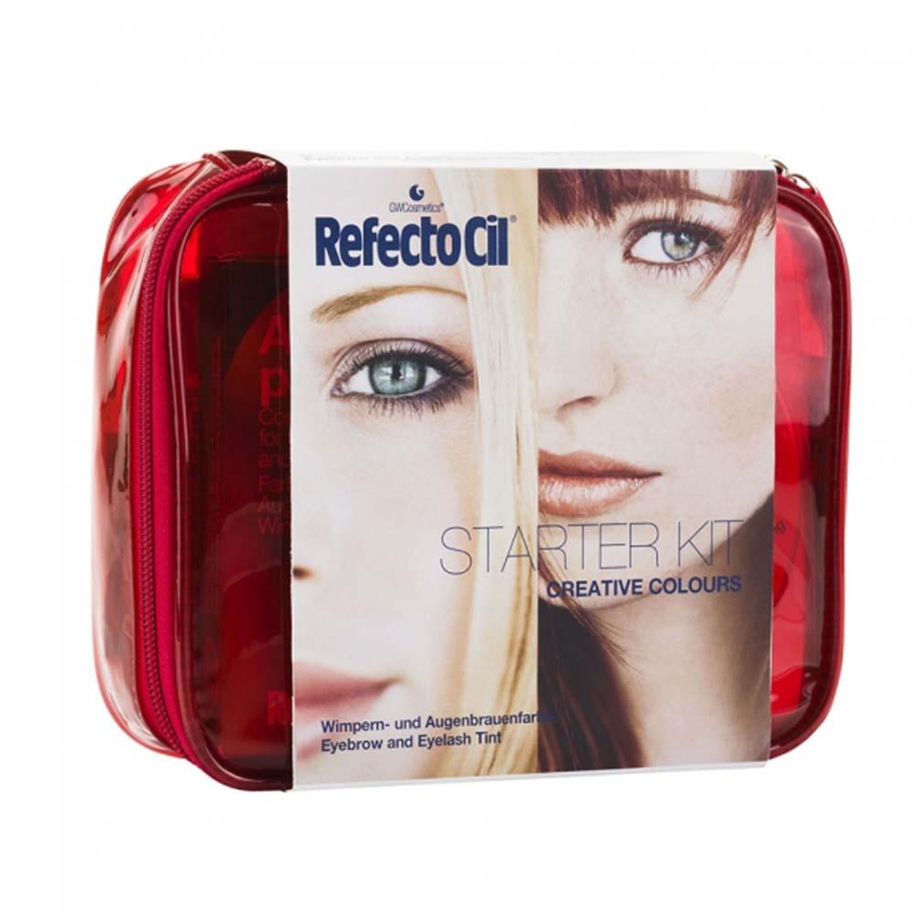 Refectocil Набор RefectoCil Starter Kit Creative Colours цена