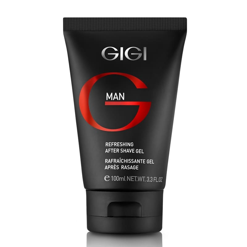 GIGI Гель Refreshing after Shave Gel после бритья, 100 мл гель после бритья 1869 the quality of tradition after shave gel 125мл