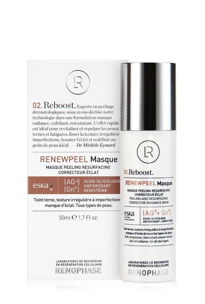 Renophase Маска Renewpeel Mask Реньюпил, 50 мл