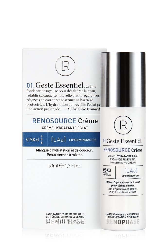 Renophase Крем Renosource Cream Rehydrating Реносурс, 50 мл цена